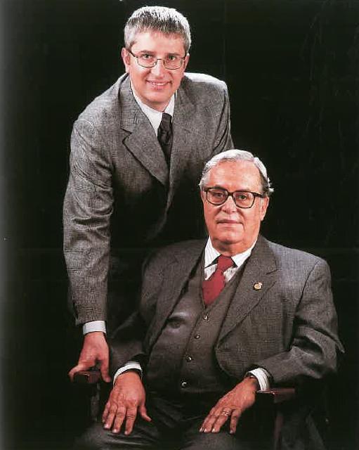 Roberto Garcia Cairó i Roberto Garcia-Cairó Alsina