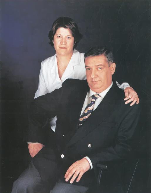 Srs. Katy Gallego i Joan Cercó