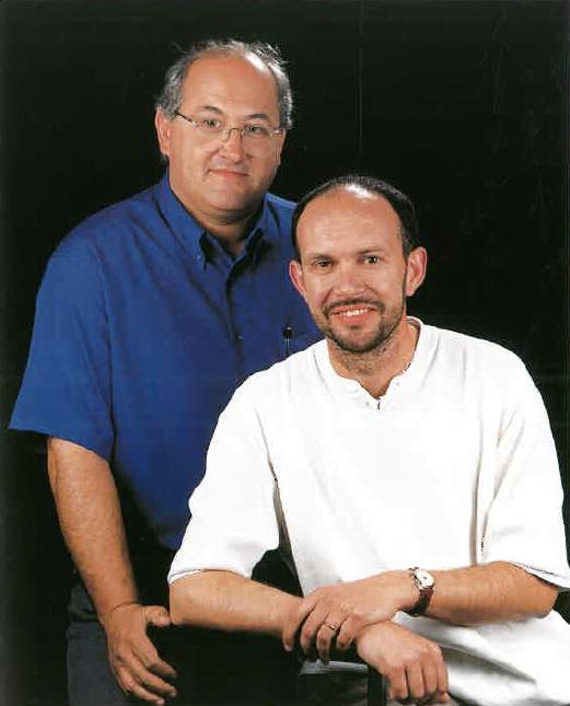 Srs. Joaquim Pla Ros i Joan Padrosa Hereu