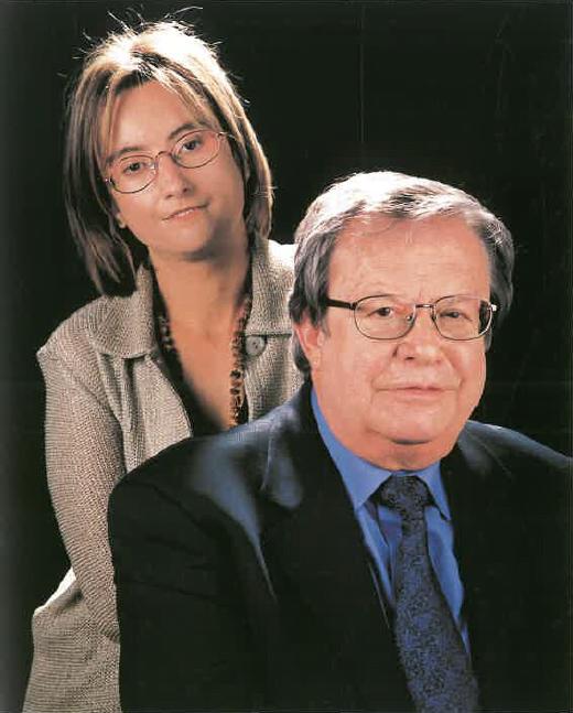 Srs. Josep Campmany Boada i Marta Campmany Casas