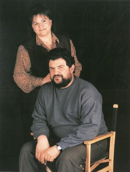 Srs. Maria Rosa Domènech i Jordi Musté