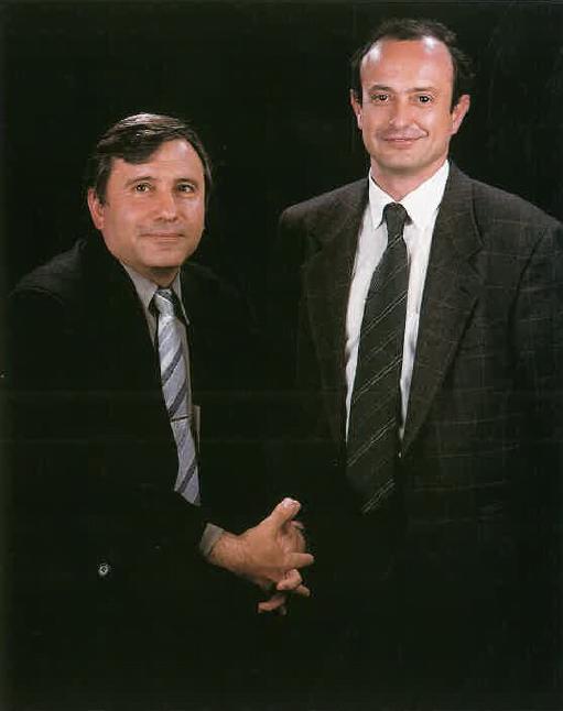 Srs. Miquel Roca i Tomàs Massaguer