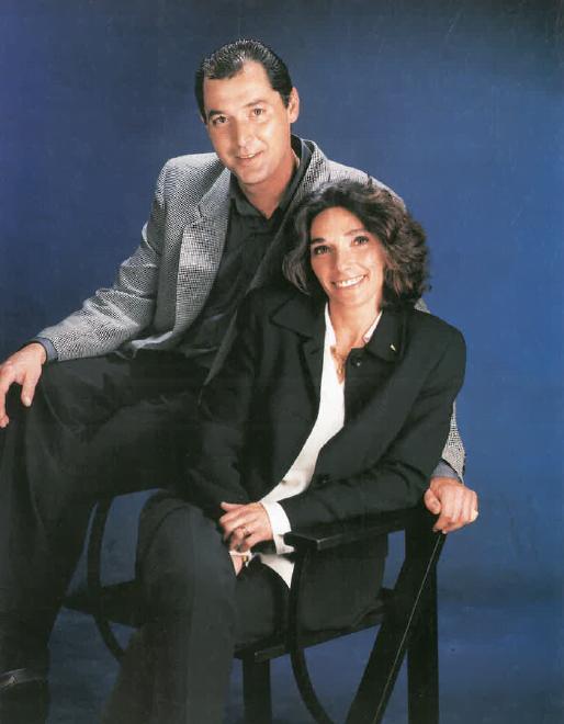 Srs. Albert Gressier i Laura Boter