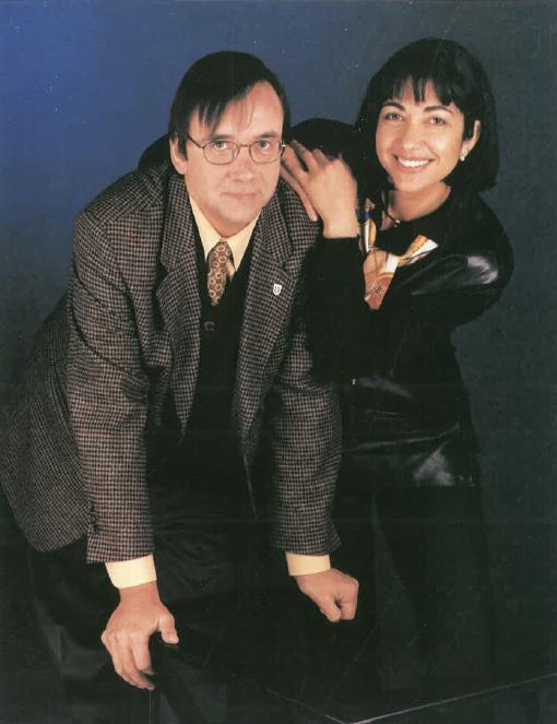 Srs. Miquel i Maria Àngels Pi