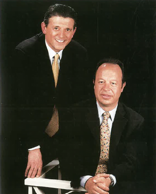 Srs. Joan Riba i Manel Vilar