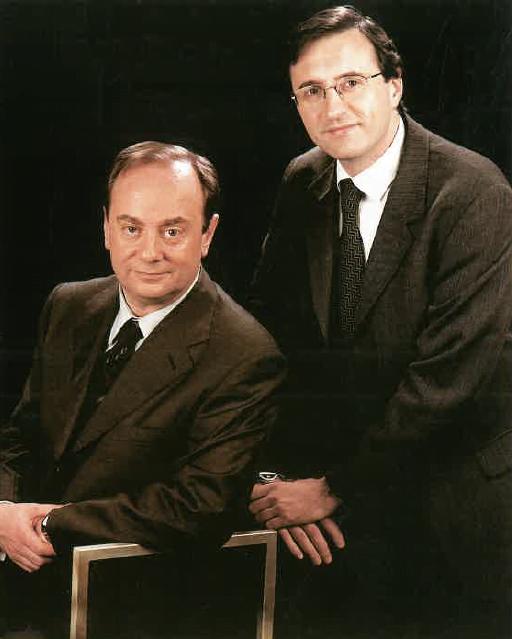 Srs. Jaume Pigem i Emili Coll
