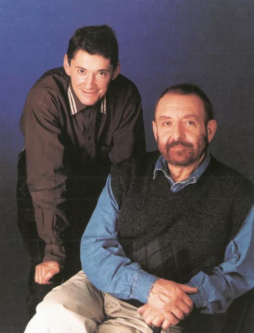 Srs. Lluís Arguiló i Jordi Surinyà