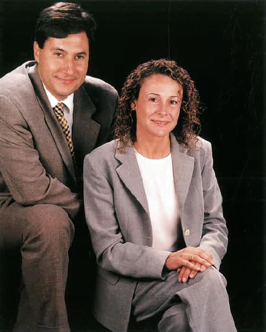 Srs. Jordi Marcé Puigvert i M. Dolors Nadal Almirall