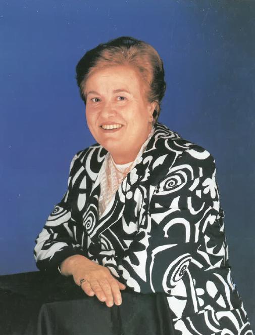Sra. Maria Lluïsa Aragonès
