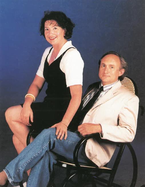 Srs. Lynne Proctor i Agustí Martí