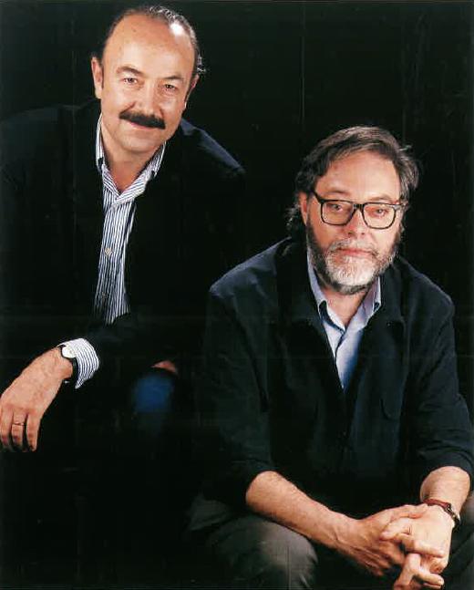 Srs. Andreu Ponsirenas Cunillé i Josep Puig Sió