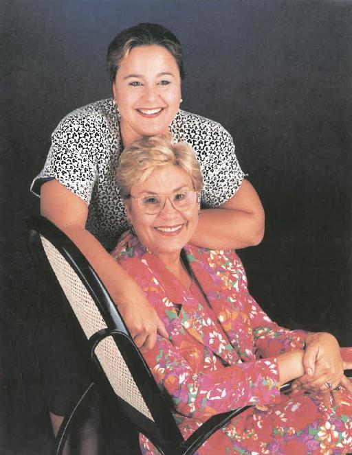 Sres. Rosa Maria Navarro i Rosa Fuster