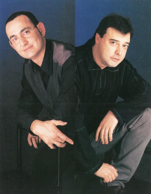 Srs. Francesc Heredia i Joan Lafuente