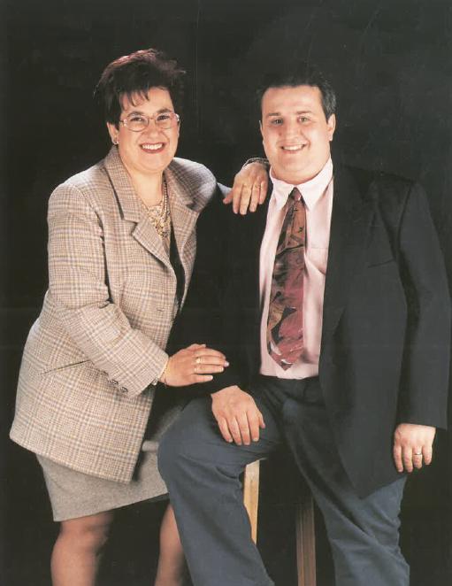 Srs. Maite Ollé i Francesc Marcos