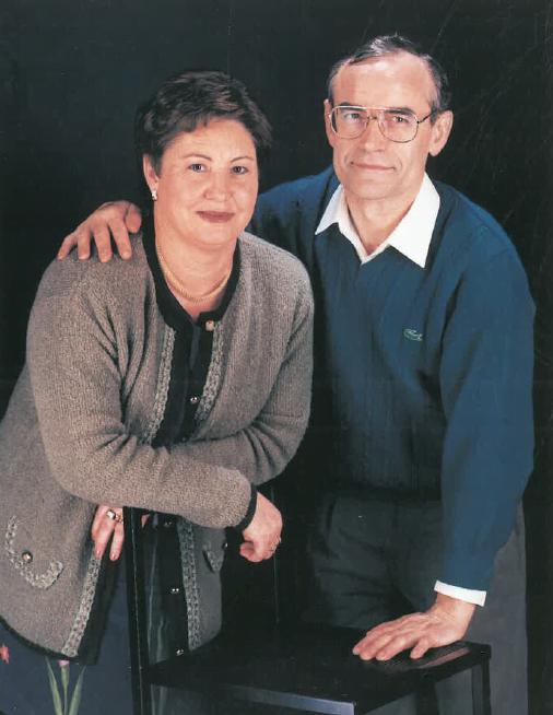 Srs. Encarnación Blanco i José Antonio Ceresuela