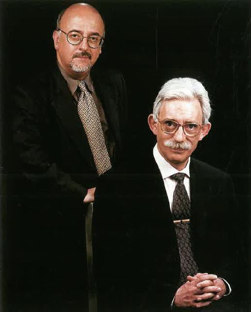 Srs. Avelino Vázquez i Ricard Pagès