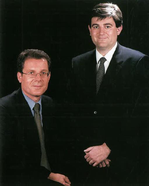 Srs. Josep Sola i Carles Gonzalo