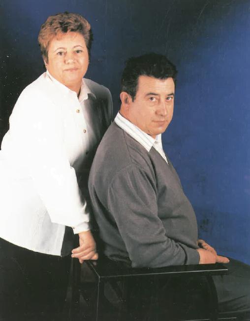 Srs. Martí Sadurní i Carme Rovira
