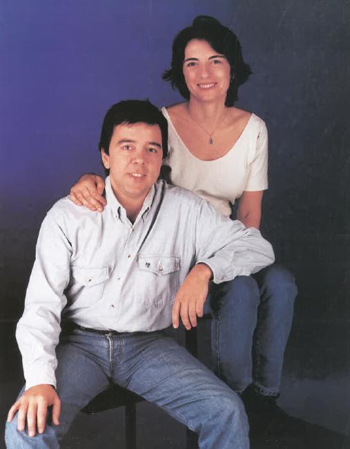 Srs. Vicenç Soley i Corinne Picard