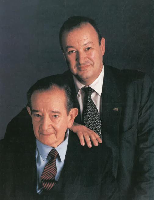 Srs. Antonio i Ignasi Torralba