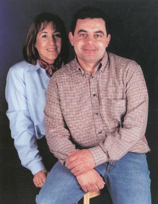 Srs. Paqui Avilés i Isidre Estrada