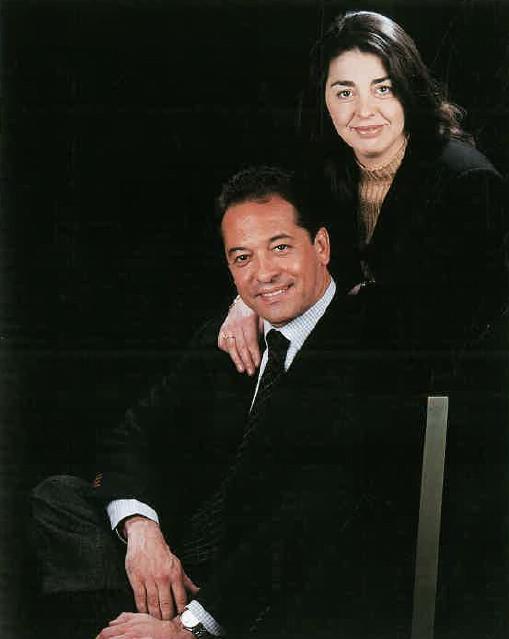 Srs. Carmen Coll i Javier Tejedor