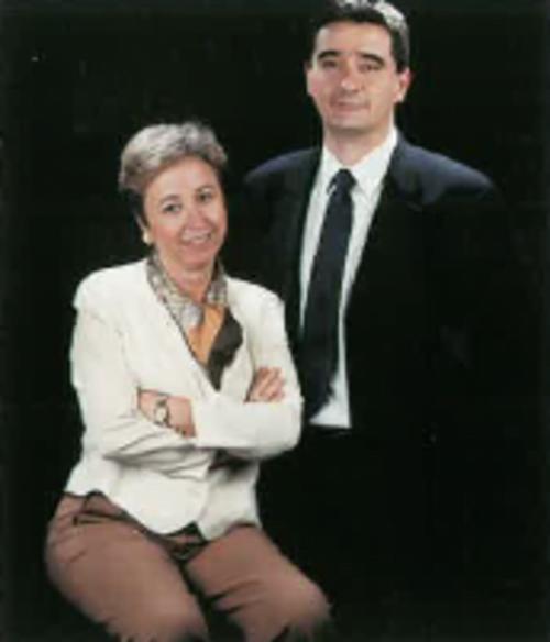 Sra. M. Assumpció Pagès Cortés i Sr. José Antonio Hernández Vives