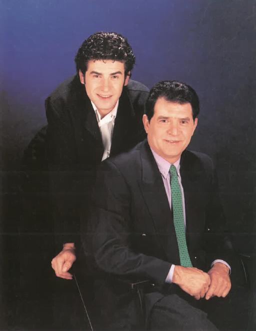 Srs. Gerson i Marius Ribal