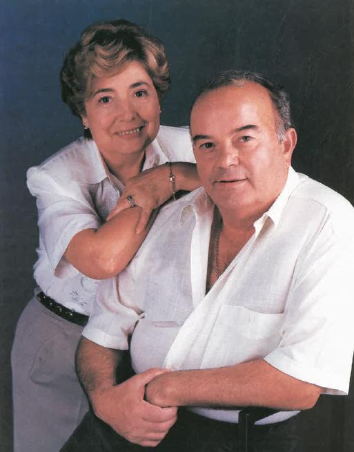Srs. Maria Vall·llosera i Josep Maria Bancells