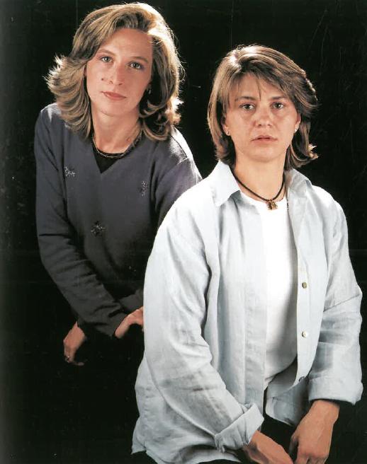 Sres. Isabel Bombeli Escarra i Ana Manchón Gabás
