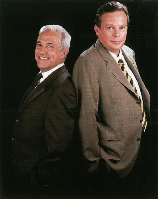 Srs. Miquel Bonet i Francesc Roqué