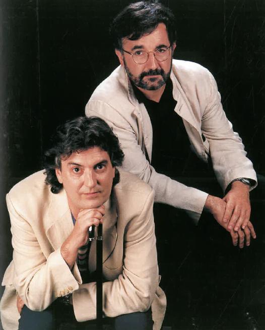 Srs. Lluís Grau Molist i Jerónimo Durán Pérez