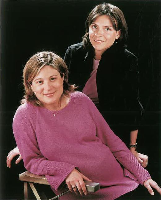 Sres. Marta Anglí i Estefanía Fernández