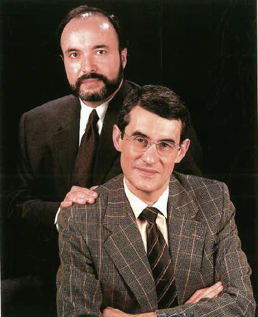 Srs. Rafael Martínez i Carlos Calvo