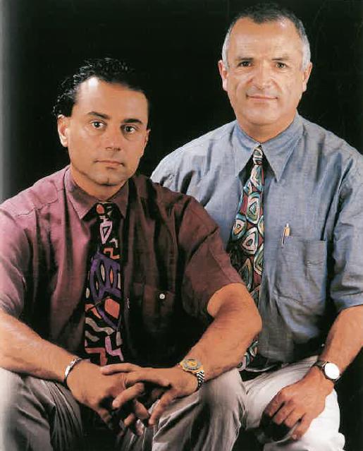 Srs. Antonio Lluís Sáinz i Nacho Botí Pueyo