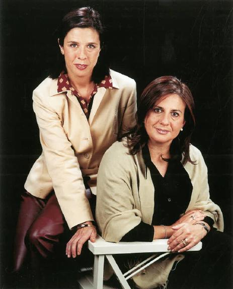 Srs. Júlia i Amèlia Lorente Asensio