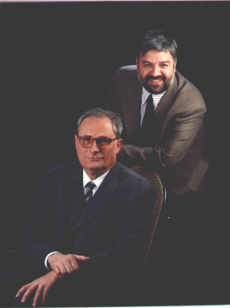 Lluís Folguera i Juan i Pepe Menéndez Cabrera