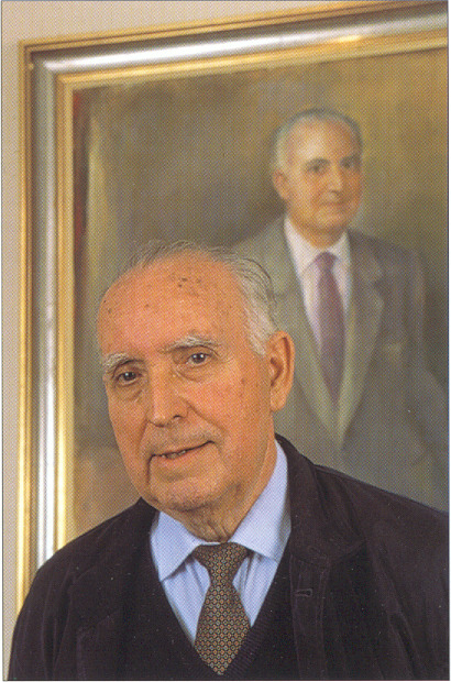 Pare Miquel Montagut Buscàs i Ricard Servera