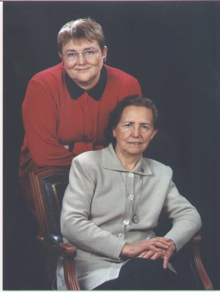 Silvestra Moreno García i Anna Grau Hoyos