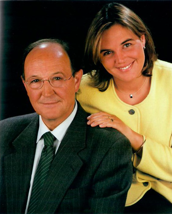 Josep Manuel Gimferrer Pascual i Ainhoa Gimferrer Miguel
