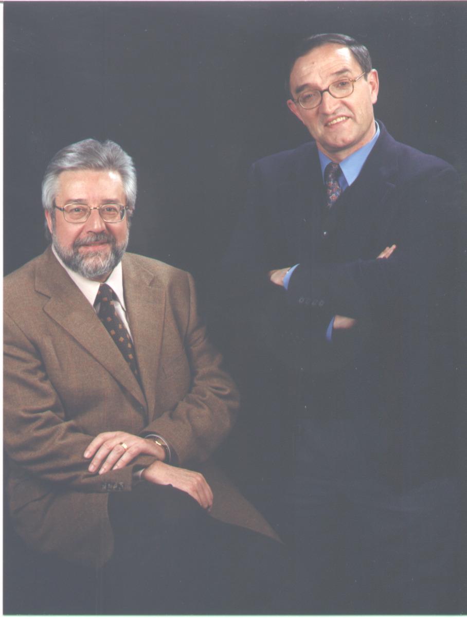 Josep M. Oriol Font i Domènec Valls Ferrer