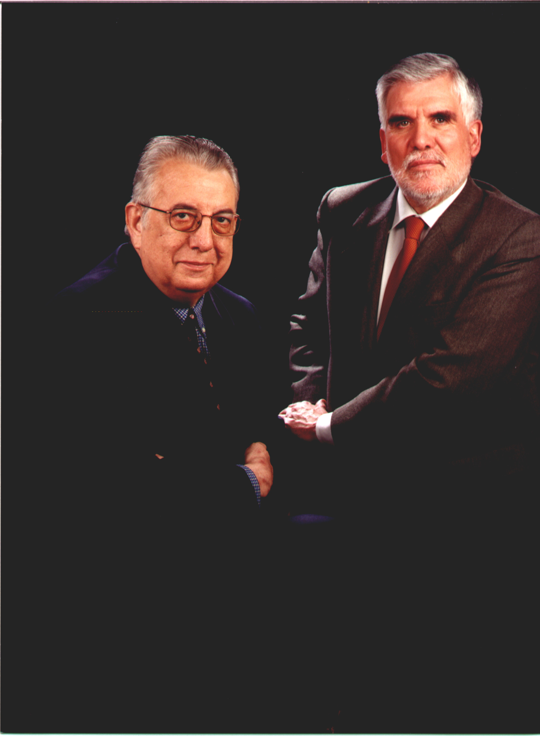 Francesc Padrosa Pañella S.J. & Josep Maria Sabaté