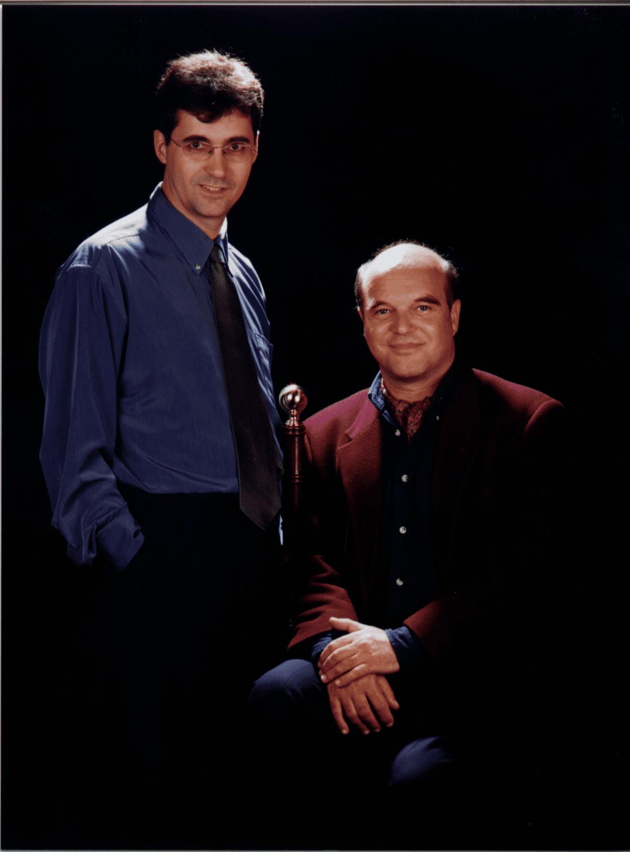 Xavier Pomerol Monseny i Albert Bardolet