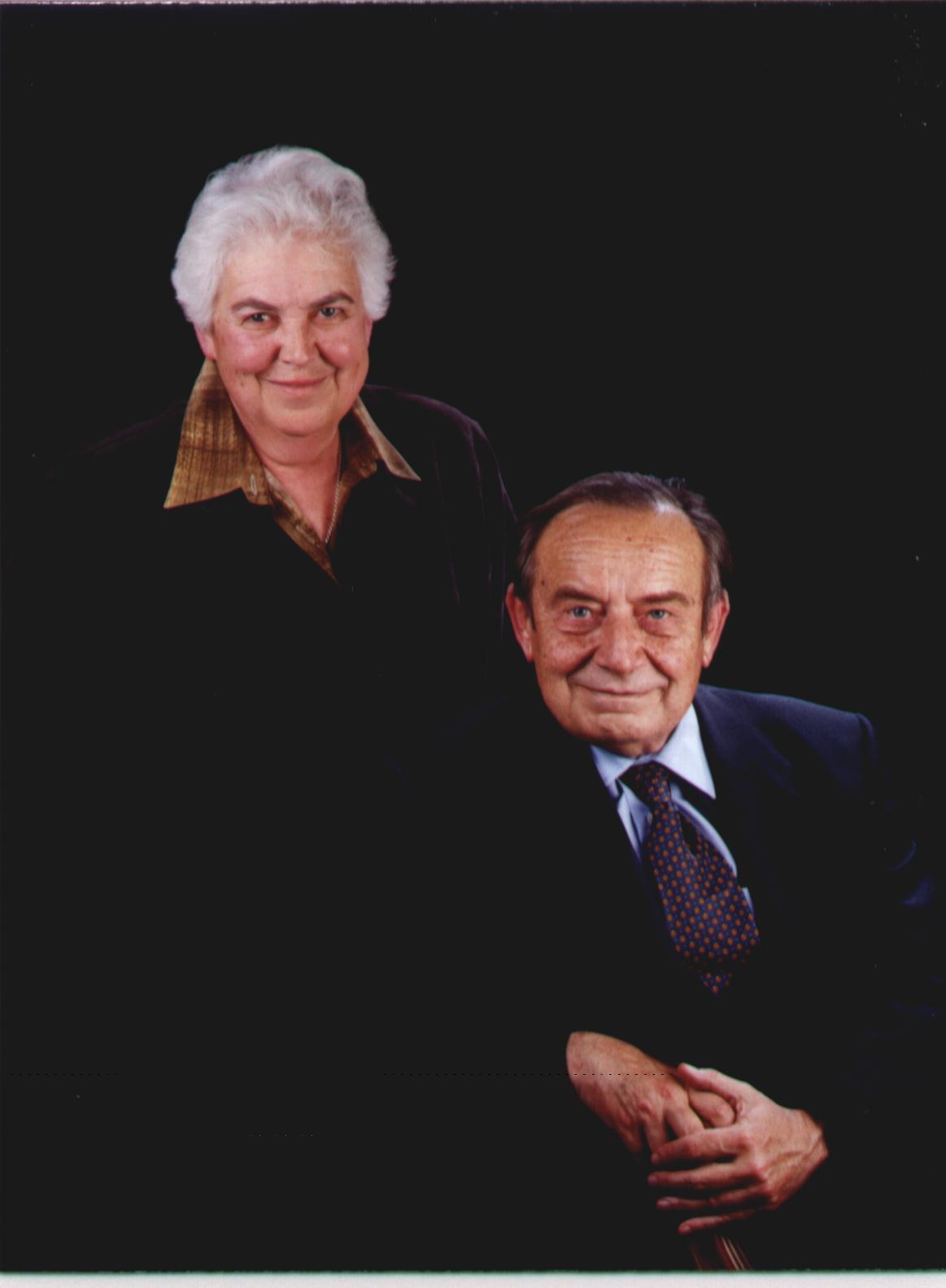 Anton Raventós Espona i M. Josefa Vignau