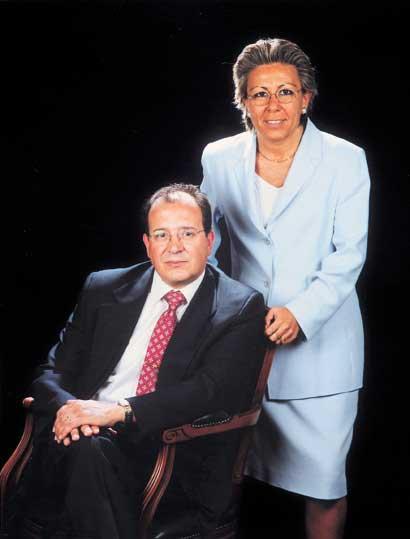 Manuel Rosillo López i M. Rosa Fiol Fernández