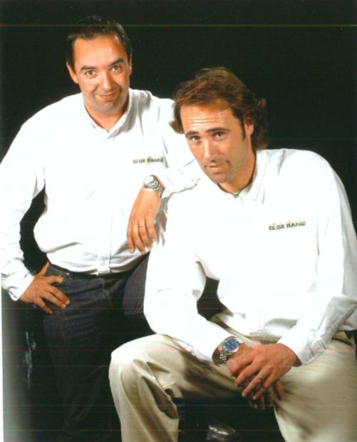Xavi Giménez Núñez i Jordi Montaña Serres
