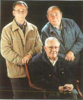 Jacint Tobeña, Josep Ballús i Antonio Ruiz Martínez