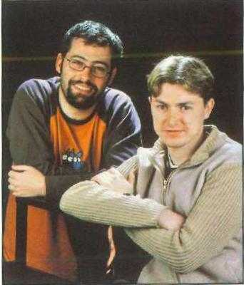 David Ventura Marquié i Xavier Gual Vadillo