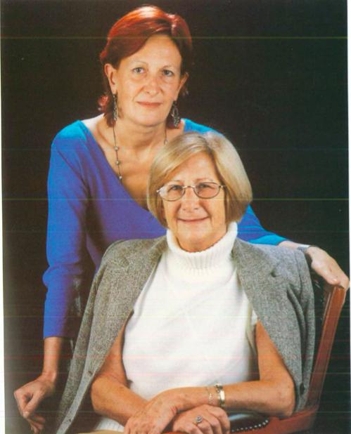Teresa Marfull Blanc i Margarita Serrat Borràs