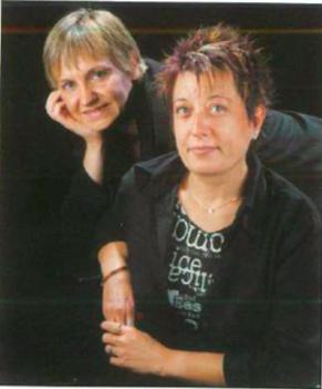 Maria Cester Adell i elisabet Abelló Roselló